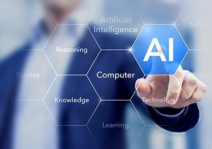 AI自動コールシステムのイメージ