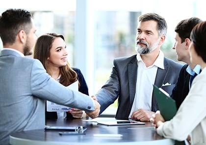 商材開拓やキャリア交渉が不要になるのイメージ
